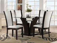 Casual Dining Room Furniture The Francesca Collection Table