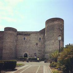 Castello Ursino - Catania (foto agosto 2013)