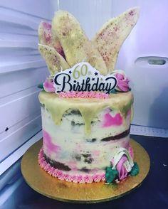 60th birthday cake!  #mkcakesandsweets