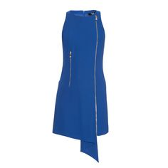 7. Cocktail Dress - While the LBD is an obvious choice a chic cocktail frock rendered in a bold hue and interestingdetails will take you from desk to dinner in a flash.