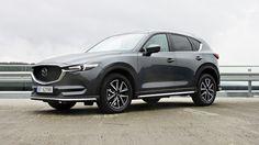 Prøvekjøring av Mazda CX-5: Tøffere for Mazdas bestselger - Aftenposten