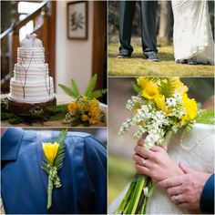Yellow Country Wedding