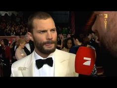 Jamie Dornan - Oscars 2017 Red Carpet Interview (Etalk Canada) - YouTube