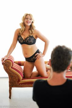 Danimezza BGM Models Plus Size Fashion Australia Simone Perele Lingerie Model Search Behind The Scenes-26