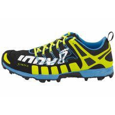 Buty inov-8 x-talon 212 czarno - jaskrawo żółto - niebieskie (wersja szeroka) Cleats, Sneakers, Sports, Fashion, Football Boots, Tennis, Hs Sports, Moda, Slippers