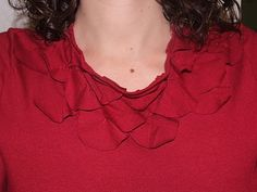 Petal shirt