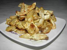 Eat with Love ♥: CELEROVÉ HRANOLKY #celer #hranolky