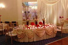 Valentine's Day  Wedding Reception Photos on WeddingWire