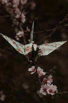 折り紙 鶴*ORIGAMI