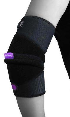 Almohadilla ergonomica Pekatherm codo 25 x 14 cm. 8 w. Gloves, Tents, Health, Mittens