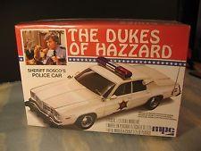 MPC 1978 DODGE MONACO POLICE CAR MODEL KIT DUKES SEALED NEW