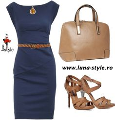 Elegant and stylish - business outfit