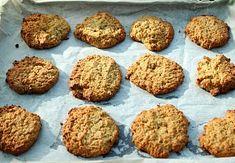 Zdravé sušenky Muffin, Cookies, Breakfast, Food, Crack Crackers, Biscuits, Meal, Cookie Recipes, Eten