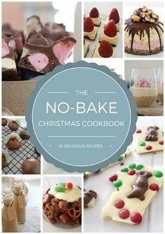 No Bake Christmas Recipe Ebook