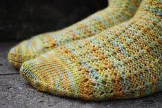 Corrugate socks