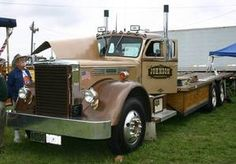 1000+ images about Tracto camiones on Pinterest   Peterbilt, Peterbilt 379 and Trucks