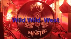 Strongly inspired by his brother-in-law 🅲🅰🅻🆅🅸🅽 🆁🆄🆂🆂🅴🅻🅻, David Minster makes the most of it and offers us Rock and Blues to the rhythms of the American Far We. Wild West, Law, Brother, Blues, David, Neon Signs, American Frontier