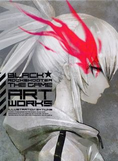 White☆Rock Shooter/#895305 - Zerochan