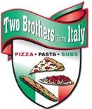 atmosphere, serving N.Y.Style pizza, calzones, lasagna, baked ziti ...