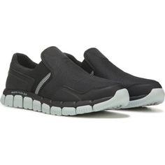 Skechers Men's Wentland Slip On Sneaker at Famous Footwear