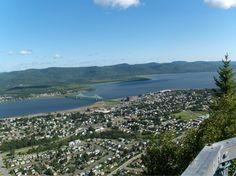 Sugarloaf, Campbellton, New Brunswick Atlantic Canada, Prince Edward Island, New Brunswick, Newfoundland, Nova Scotia, Places Ive Been, City Photo, Coast, River