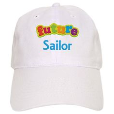 17678070cfd Future Sailor Baseball Cap on CafePress.com Family Support