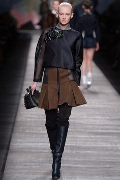 Fendi RTW Fall 2014 - Slideshow - Runway, Fashion Week, Fashion Shows, Reviews and Fashion Images - WWD.com