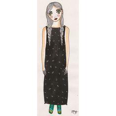 Teen, Textiles, Illustration, Clothes, Dresses, Style, Fashion, Outfits, Vestidos