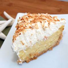Coconut Cream Pie Recipes
