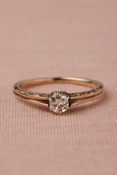 Basilica Ring in SHOP The Bride Bridal Jewelry Vintage at BHLDN