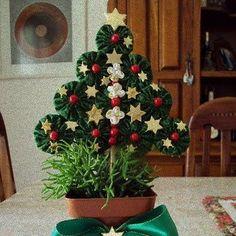 ~ Christmas Tree Yo Yo ~
