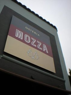 Osteria Mozza - 6602 Melrose Ave, Los Angeles
