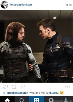 There's No D In Rogers (But There Is In Winter Soldier)