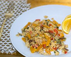 butternut squash hash. #breakfast #paleo #recipe #eggs #hash #healthy #easy