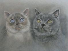 Lorraine Gray.Ellie and Benjamin