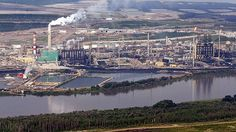 Alberta lakes show chemical effects of oilsands, study finds