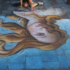 Birth on the ground