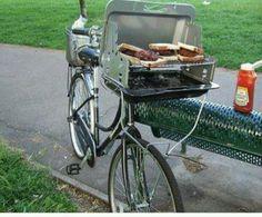 bicicleta parrillera