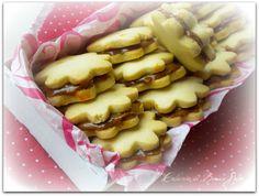 """Os biscoitinhos """"shortbread"""" da Fadinha"""