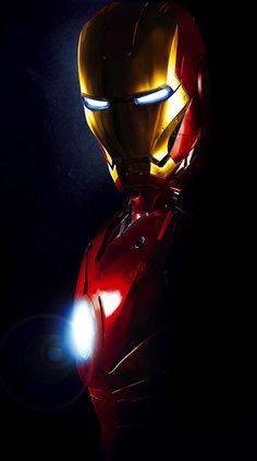 That is one bad dude. Iron Man - Tony Stark