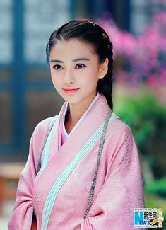 Hong Kong actress Angelababy…