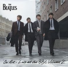 BEATLES: ON AIR - LIVE AT THE BBC VOLUME 2 LP