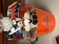 Texans Basket $70 | Father's Day gift ideas | Pinterest | Texans ...