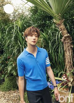 Jung Il Woo - bnt International 2016