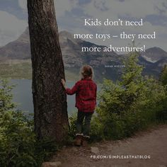 30 simple ways to immerse your kids in nature this summer—and to learn impactful life lessons along the way. Mom Quotes, Quotes For Kids, Family Quotes, Great Quotes, Quotes To Live By, Life Quotes, Inspirational Quotes, Short Quotes, Wisdom Quotes