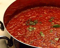 ... Sauces on Pinterest | Sauces, Spaghetti and San marzano tomato sauce