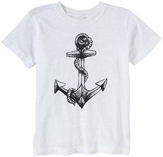 City Threads Little Boys' Anchor Graphic Tee (Toddler/Kid) - https://fashionshop101.com/product/city-threads-little-boys-anchor-graphic-tee-toddlerkid/