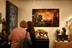 Art Galleries - Businesses - Cannon Beach