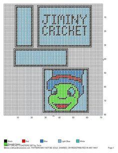 Jiminy Cricket coasters