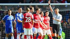Chelsea enjoyed their biggest victory against the Gunners, who were 2-0 behind before Kieran Gibbs's controversial 15th-minute sending off.